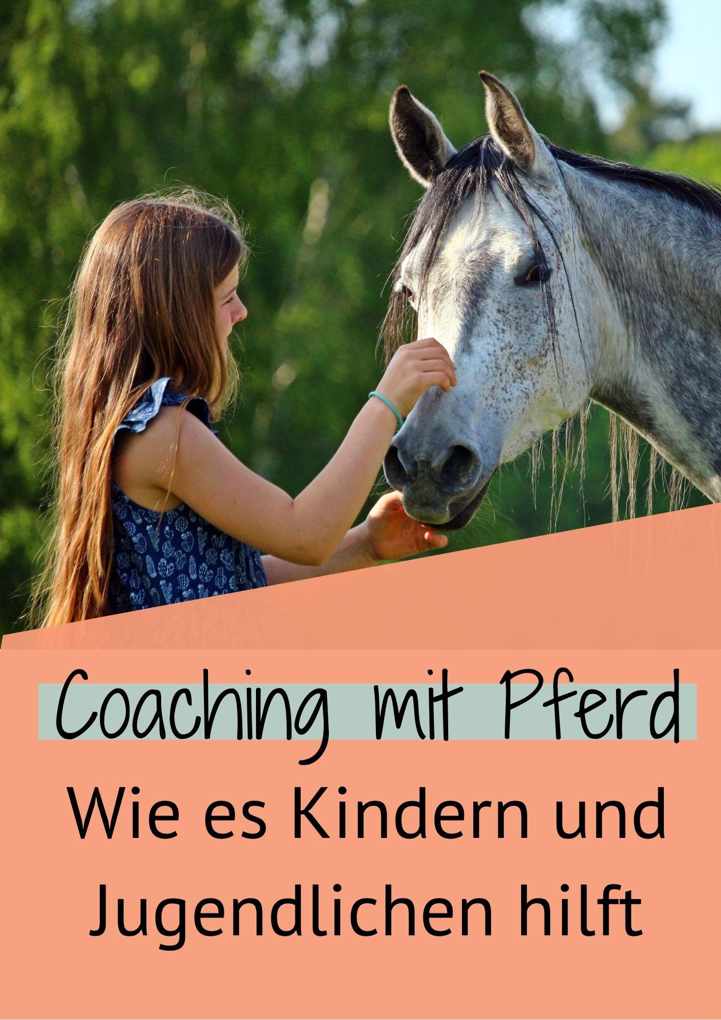 Kinder und Pferdecoaching